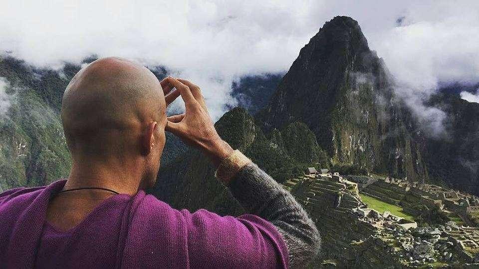 Live From Machu Picchu Peru